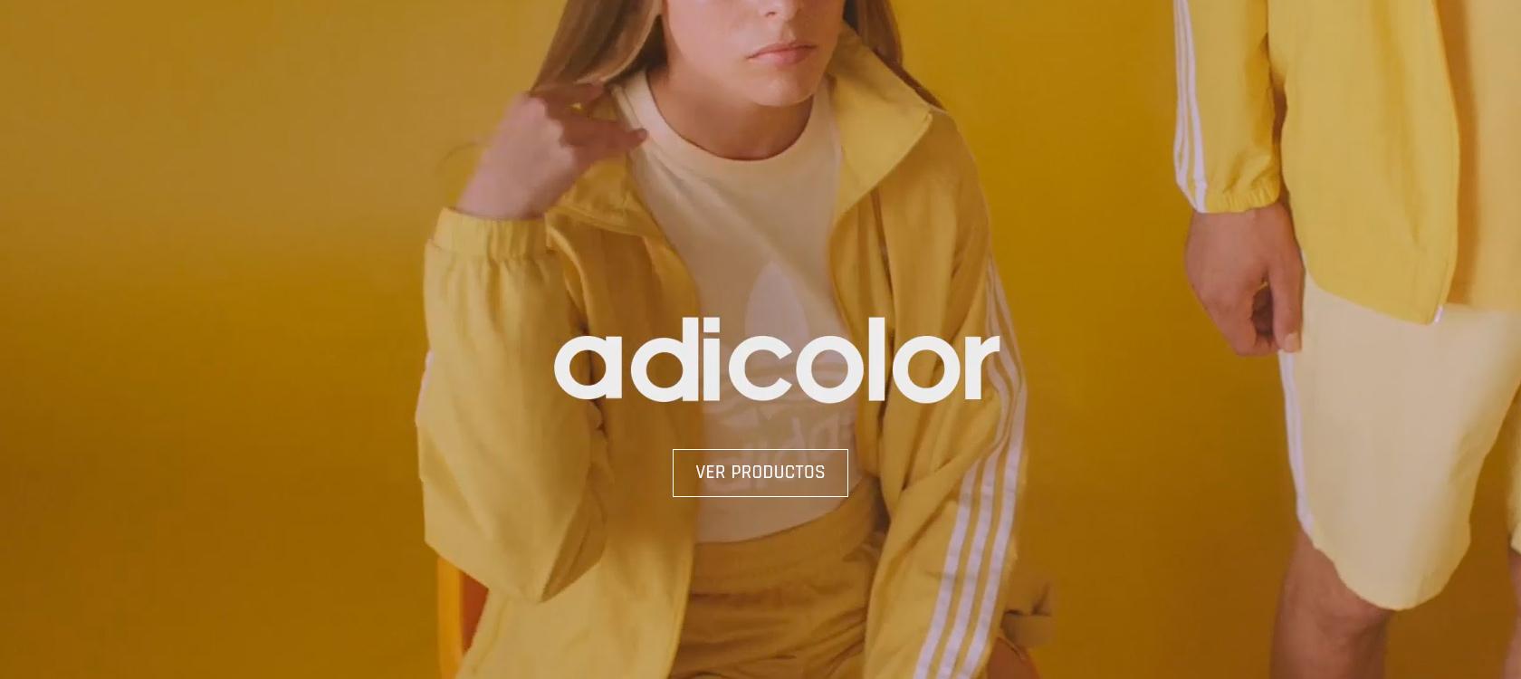 Adicolor, Adidas